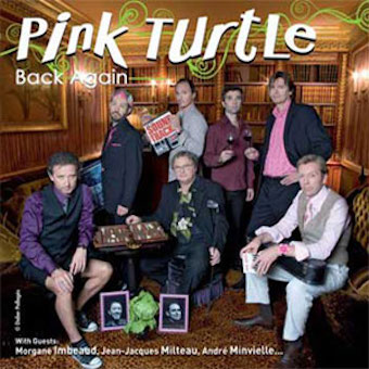 Pink Turtle  » Back Again »